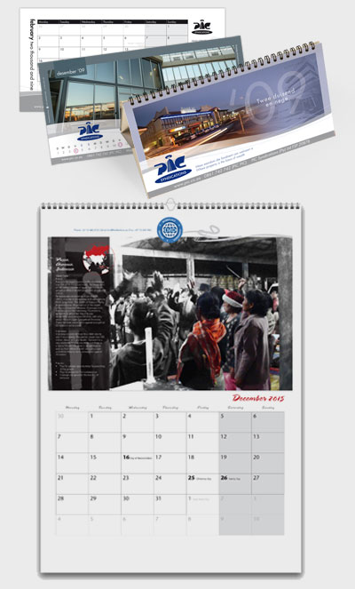 sample of calendar